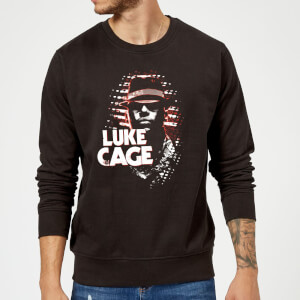 Sweat Homme Luke Cage - Marvel Knights - Noir