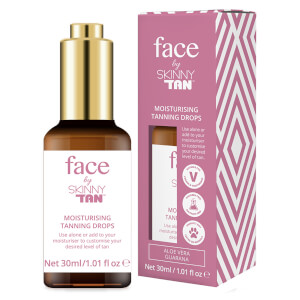 Face by Skinny Tan olio idratante in gocce 30 ml