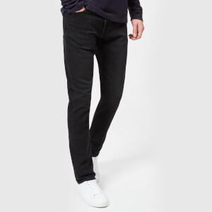 Calvin Klein Jeans Men's CKJ 056 Athletic Taper Jeans (West) - Copenhagen Black