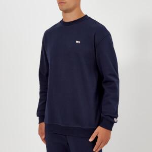 Tommy Jeans Men's TJM Tommy Classic Sweatshirt - Black Iris