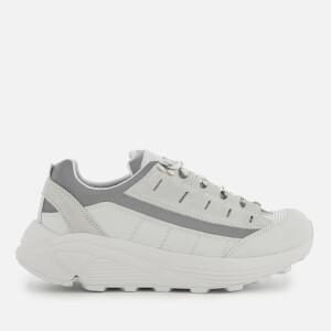 Ganni X Diemme Women's Iris Trainers - Bright White
