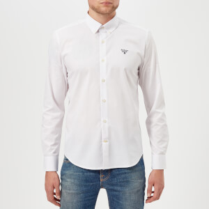 Barbour Men's Beacon Seathwaite Shirt - White