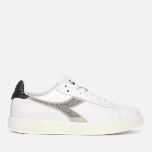 Diadora Women's Game Heritage Lux Trainers - White