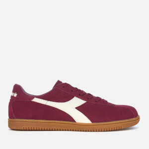 Diadora Men's Tokyo Trainers - Crushed Berry
