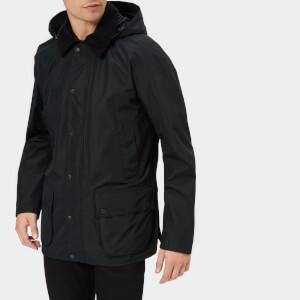 Barbour Men's Ashbrooke Jacket - Black