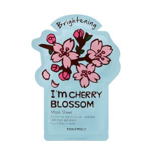 TONYMOLY I'm Real Sheet Mask - Cherry Blossom