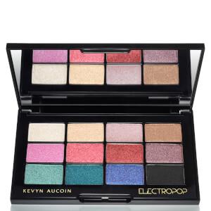 Kevyn Aucoin Electropop PRO Eyeshadow Palette 12 x 1,5 g