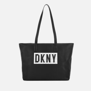 DKNY Women's Tilly Tile Tote - Black