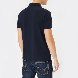 Polo Ralph Lauren Men's Ted Short Sleeve Polo Shirt - Aviator Navy: Image 2