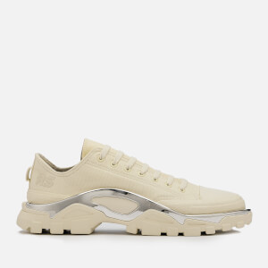 adidas by Raf Simons Men's Detroit Runner Trainers - CWhite/CWhite