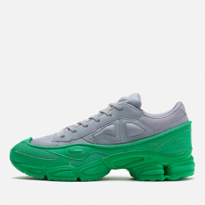 adidas by Raf Simons Men's Ozweego Trainers - Green/Grey