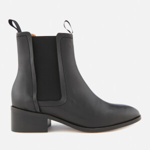 Whistles Women's Fernbrook Heeled Chelsea Boots - Black