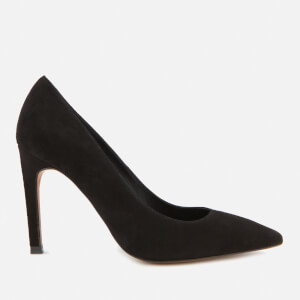 Whistles Women's Cornel Flow Court Shoes - Black