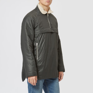 Nigel Cabourn X Peak Performance 2.0 Men's Smock Jacket - Base Camp Green