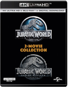 Jurassic World 2-Movie Collection - 4K Ultra HD