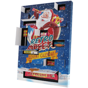 Retro Sweets Advent Calendar