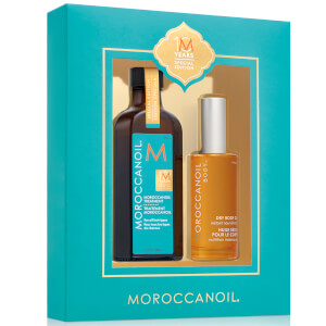Moroccanoil 10 Year Special Edition - Treatment Original 100ml + Dry Body Oil 50ml (Worth £68.85)