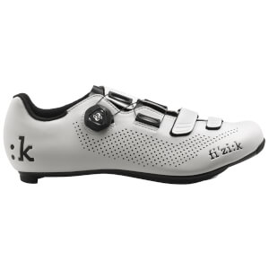 Fizik R4B Road Shoes - White/Black