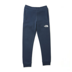 The North Face Boys' Youth Fleece Pants - Cosmic Blue