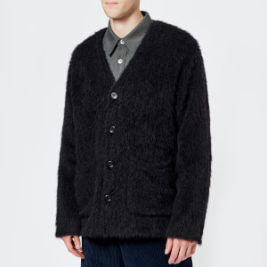 Our Legacy Men's Mohair Cardigan - Black