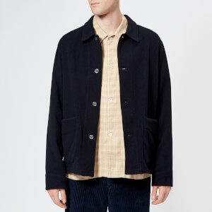 Our Legacy Men's Archive Box Jacket - Navy