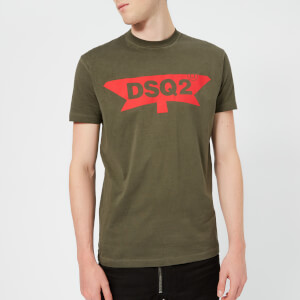 Dsquared2 Men's Cool Fit T-Shirt - Dark Grey