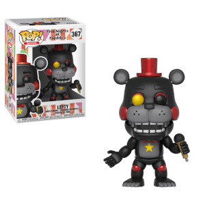 Five Nights at Freddy's Pizza Simulator Lefty Pop! Vinyl Figure