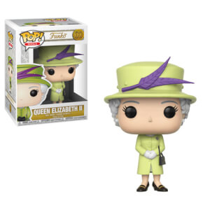 Royal Family Queen Elizabeth II Pop! Vinyl