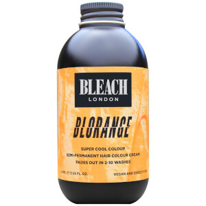 BLEACH LONDON Super Cool Colour colore semipermanente - Blorange 150 ml