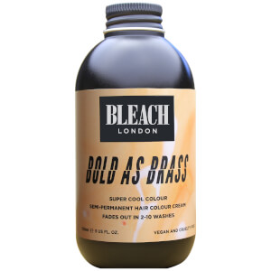 BLEACH LONDON Bold As Brass Super Cool Colour 150ml