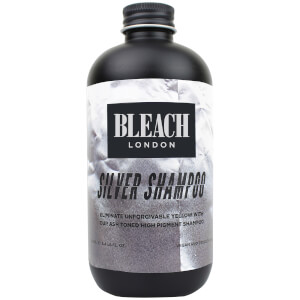 BLEACH LONDON Silver Shampoo 250 ml