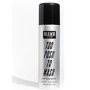 BLEACH LONDON Too Posh To Wash 200ml