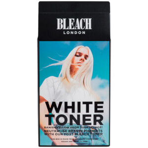 Kit White Toner BLEACH LONDON