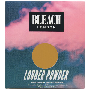 Sombra de ojos Louder Powder Gs 3 Me de BLEACH LONDON