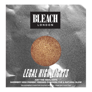 BLEACH LONDON Legal Highlights rozświetlacz - Berwick Street Floor