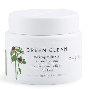 FARMACY Green Clean Make Up Meltaway Cleansing Balm -puhdistusvoide 100ml