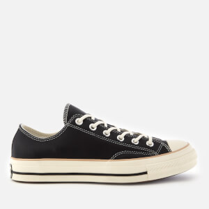 Converse Men's Chuck 70 Ox Trainers - Black/Light Fawn/Egret
