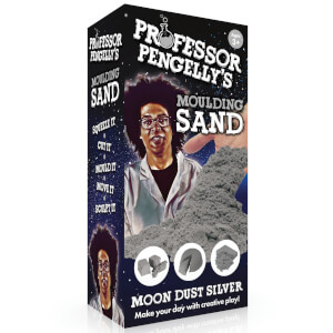 Professor Pengelleys Moulding Sand - Moon Dust Silver