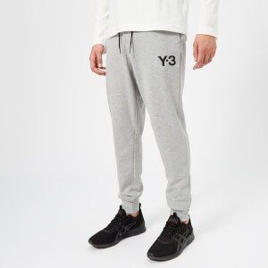 Y-3 Men's Classic Cuff Pants - Medium Grey Heather