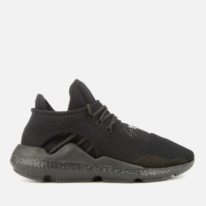 Y-3 Women's Saikou Trainers - Black Y-3 Women's