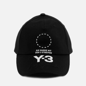 Y-3 Men's Street Cap - Black