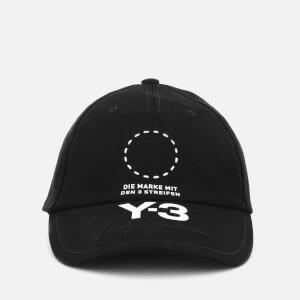 Y-3 Men's Street Cap - Black