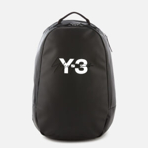 Y-3 Men's Logo Backpack - Black