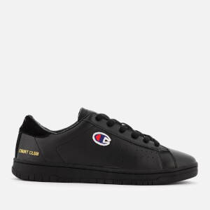 Champion Women's Court Club Trainers - Black