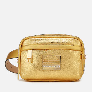Marc Jacobs Women's Sport Belt Bag - Gold
