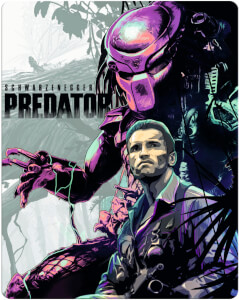 Predator 4K Ultra HD - Zavvi Exclusive Limited Edition Steelbook