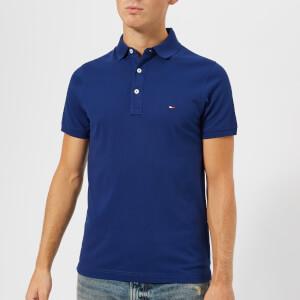 Tommy Hilfiger Men's Tommy Slim Fit Polo Shirt - Blue Depths