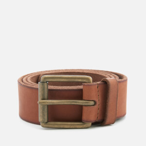 Superdry Men's Western Belt in a Box - Juicy Tan