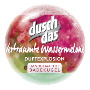 duschdas Badekugel VerträUmte Wassermelone