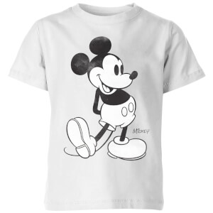 Disney Walking Kids' T-Shirt - White